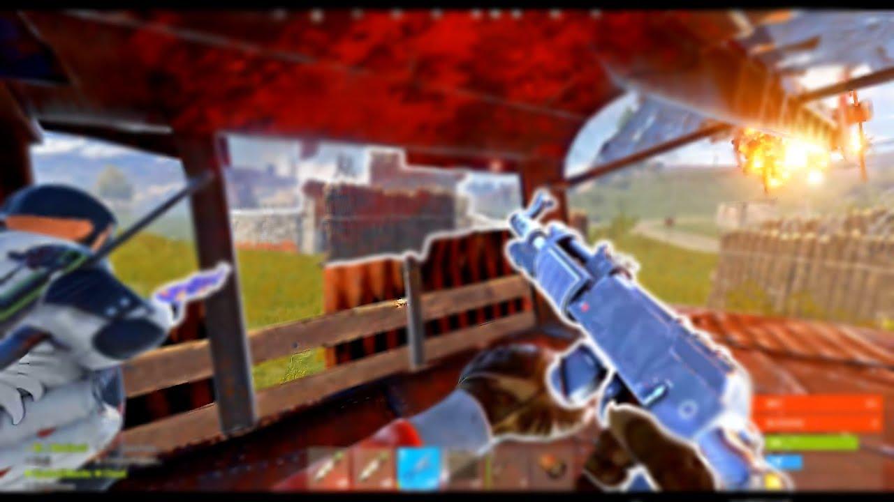 Rust | PVP Montage 🔥 9k | AK | Zergs 🔫 Rustclips#10
