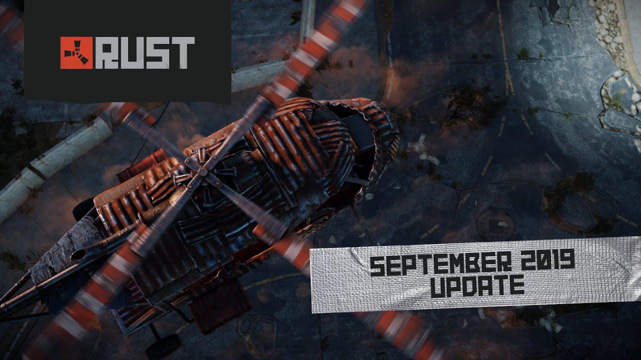 Rust - Scrap Transport Helicopter