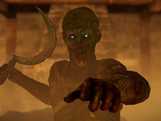 NPC Mumie