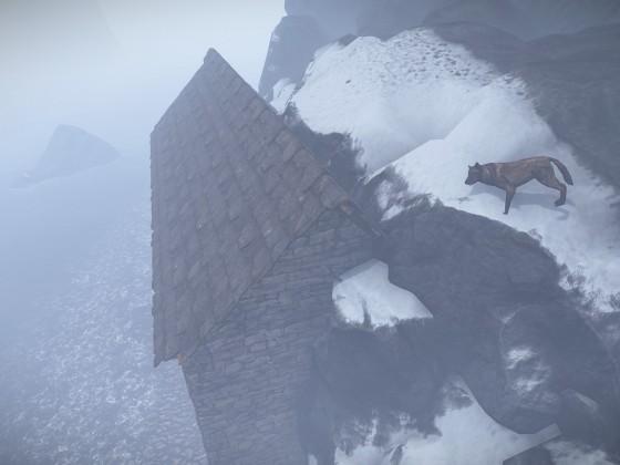 Basis am Kliff