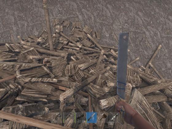 Turm Einsturz
