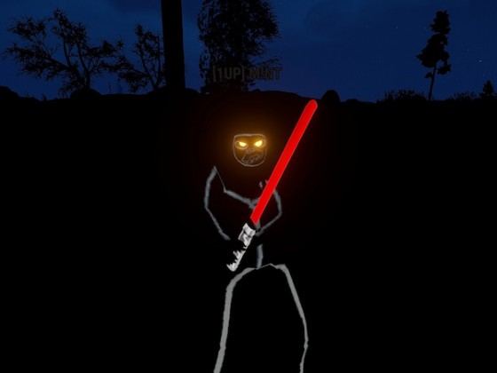 Stickman Jedi